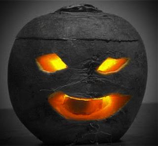 Samhain Pumpkin